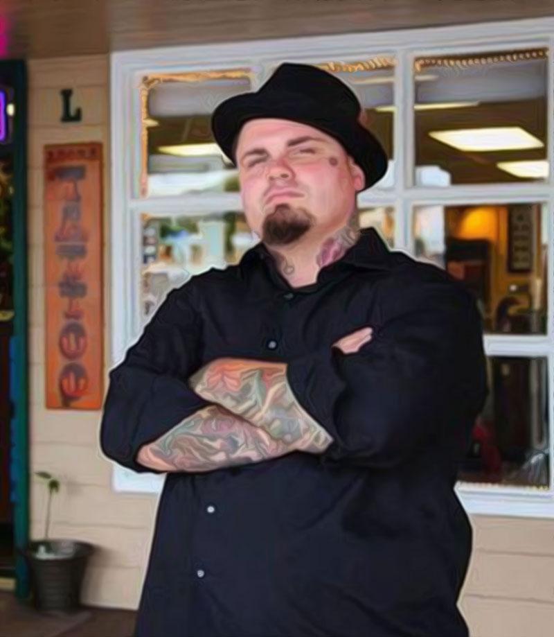 Jason Anderson Adora Tattoo